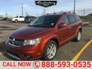 2014 Dodge Journey RT AWD Leather,