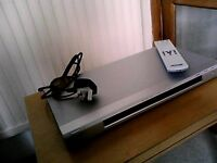 Sony CD/DVD player DVP-NS29 with remote