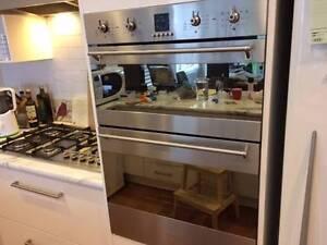 SMEG double oven - DOSCA 36X - Used Mosman Mosman Area Preview