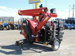 2017 REM VRX High Capacity Grain Vac