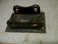 Mini Excavator Breaker attachment bracket, Kubota or similar- 40mm pins, Arrowhead fitting.