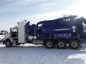 Rent to Purchase: 2014 Custom Vac Oilfield Combo Vac Truck