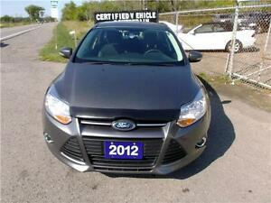 2012 Ford Focus SE Low Km 2 Year Warranty!