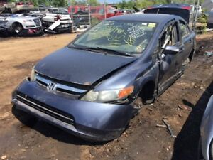 2008 Honda Civic Hybrid just in for parts at Pic N Save!