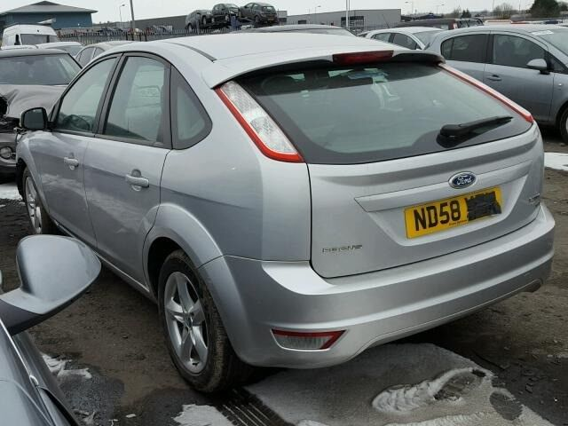 Ford Focus Mk  Tailgate In Silver Inc Glass  Ring For More Info