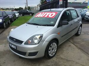 2007 Ford Fiesta WQ LX 4 Speed Automatic Hatchback Brooklyn Brimbank Area Preview