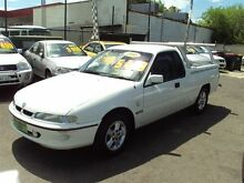 1998 Holden Commodore VSII White 4 Speed Automatic Utility Punchbowl 2196 Canterbury Area Preview