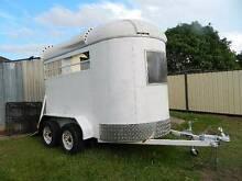 Tuza Double Horse Float . Corinda Brisbane South West Preview