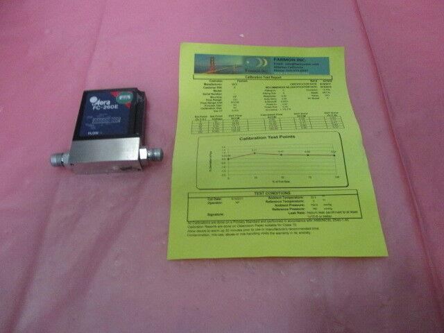 Aera FC-260E Mass Flow Controller, MFC, N2, 2 SLM, 421150