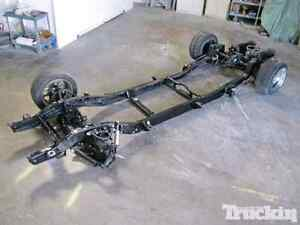 67-72 Rolling Chassis