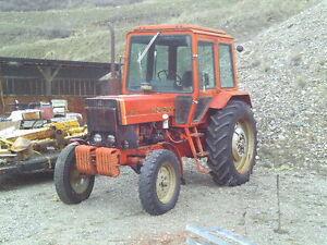 belarus 82 hp 2wd tractor