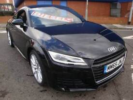 65 AUDI TT Coupe 2.0TDI ultra ( 184ps ) ( s/s ) SPORT //£30 A YEAR ROAD TAX //