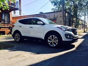 Hyundai Santa Fe limited full option 2,0 T reprise possible