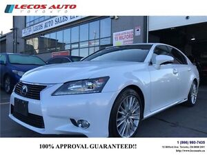 2013 Lexus GS 450h tech