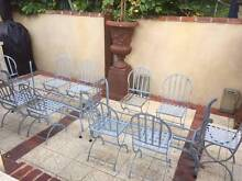 Outdoor dining set West Perth Perth City Preview