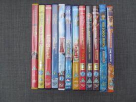 DVDs Kids Selection