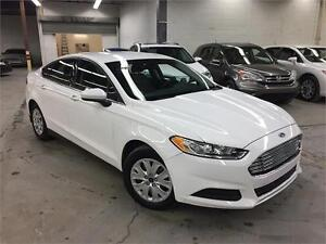 FORD FUSION S 2013 AUTO/ AC / BLUETOOTH / 89900KM !!