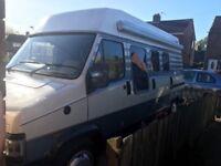 Excellent Fiat Campervan