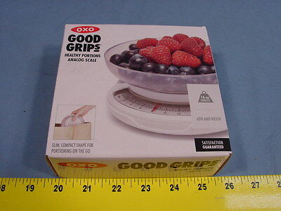 OXO Good Grips Portable Compact Healthy Portions Diet Scale