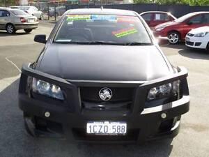 6 SPEED 2008 Holden Commodore Ute (1CZO588-A4915) Mandurah Mandurah Area Preview
