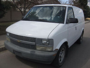 WORK VAN 2005 Chevrolet Astro Grey ONLY 131,000 K