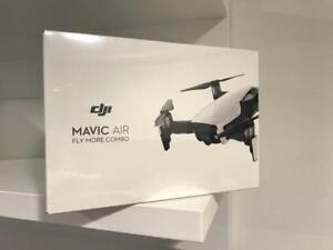 Mavic Air Fly More Combo (White) LIKE NEW - WITH EXTRAS