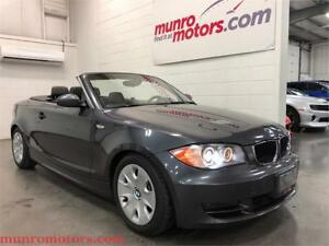 2008 BMW 1 Series 128i  Cabriolet Low Kms Automatic