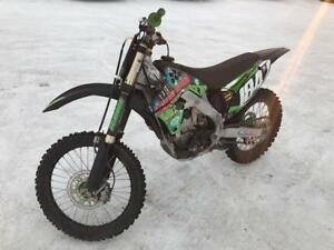 2009 Kawasaki KX250F, Runs Great, Nice Shape @ MPD Motorsports