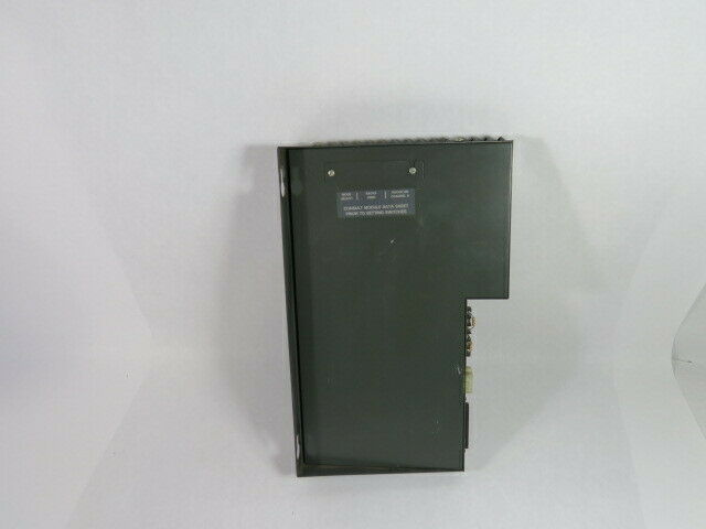 Allen-Bradley 1772-SD Series A Remote I/O Scanner Distribution Panel  USED