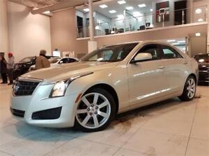 2014 Cadillac ATS 2.5L-AUTO-LEATHER-ONLY 82KM