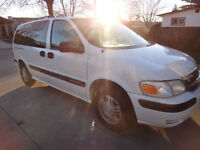 2005 Venture 8 pass ext Van 1owner since 1styr amazing conditon