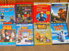 Fireman Sam / Postman Pat & Bob the Builder DVDs Mossblown, Ayr
