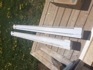 TWO Baseboard Heaters - NEW - 8 foot 7 inch. STELPRO