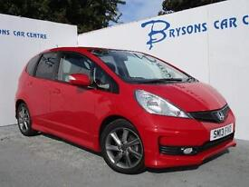 HONDA JAZZ 1.4 i-VTEC Si (red) 2013