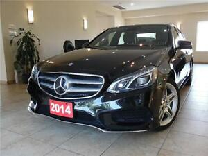 2014 Mercedes E350 4Matic AMG|Distronic PKG|DVD|Nav|Rear Cam!