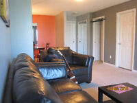 Fully Furnished 2B/2B Condo in Timberlea **Free Month**