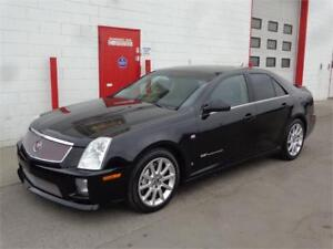 2006 Cadillac STS-V V8 Supercharged ~ 101,000kms ~ $18,990