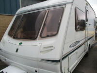 Abbey Freestyle 4 Berth