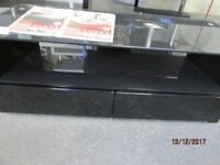 *+NADZ*BRAND NEW Levv Premier Range High BLACK Gloss TV Cabinet for UPTO 44 inches*+