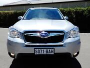 2014 Subaru Forester S4 MY14 2.5i-L Lineartronic AWD Silver 6 Speed Constant Variable Wagon Glenelg East Holdfast Bay Preview