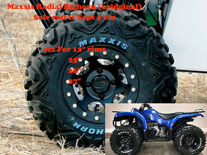 """MAXXIS 25"""" BIGHORN SALE ATV TIRE RACK CANADA Lowest Prices"""