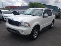***LINCOLN AVIATOR 2004***3995$**CUIR**TOIT OUVRANT**BLANC**