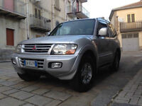 2000 MITSUBISHI PAJERO DIESEL IMPROTED FROM EUROPE , Crossover