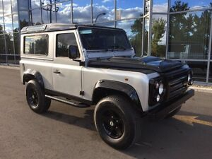 1997 LAND ROVER DEDENDER 90 5 SPEED MANUAL