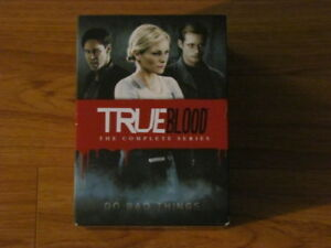 True Blood COMPLETE SERIES Box Set