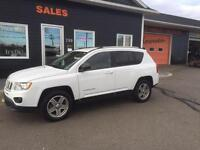 2011 JEEP COMPASS NORTH EDITION - AUTOMATIC - 90039KMS