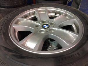ORIGINAL EQUIPMENT BMW WHEELS/TIRES