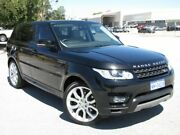 2017 Land Rover Range Rover Sport L494 18MY TdV6 CommandShift SE Black 8 Speed Sports Automatic Maddington Gosnells Area Preview
