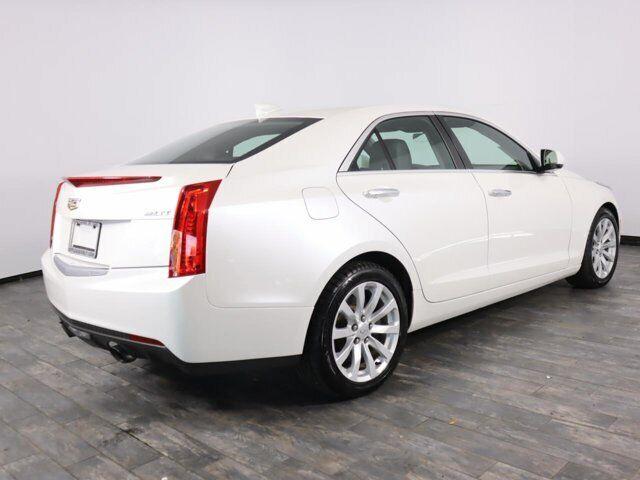 2017 Cadillac ATS 2.0L AWD
