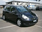 2007 Honda Jazz MY06 GLi Black Continuous Variable Hatchback Maidstone Maribyrnong Area Preview